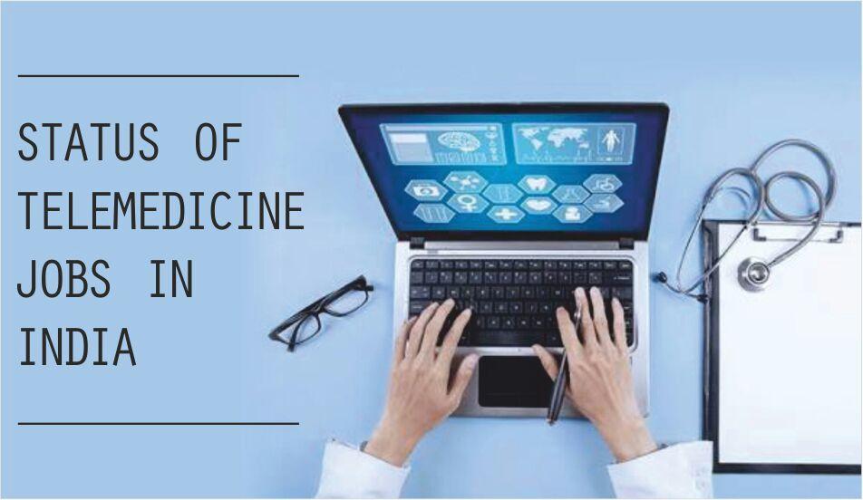 Telemedicine jobs in India