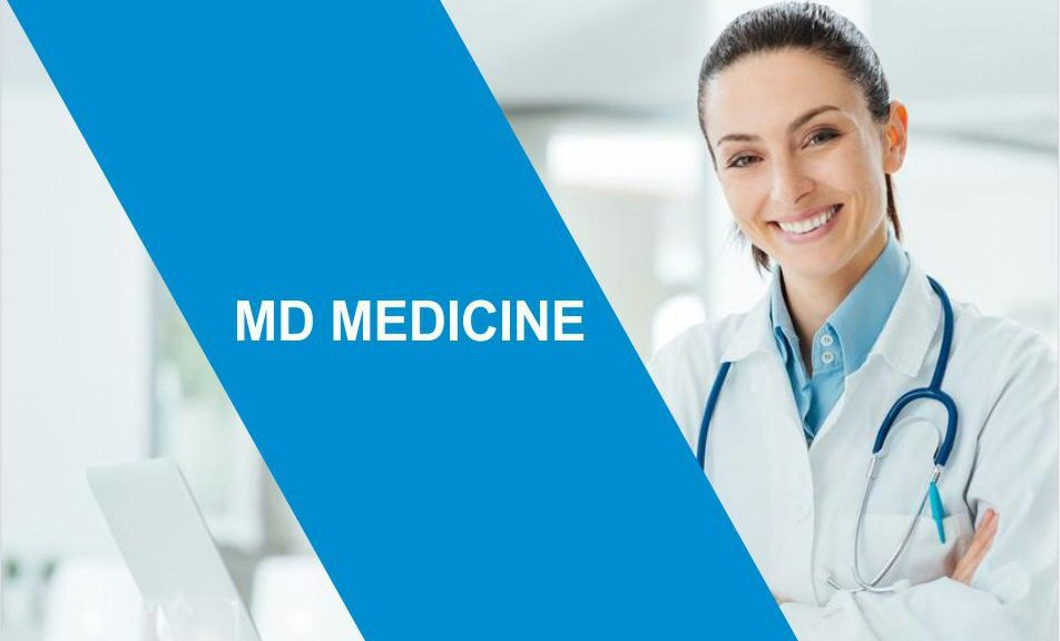 MD Medicine Jobs in India