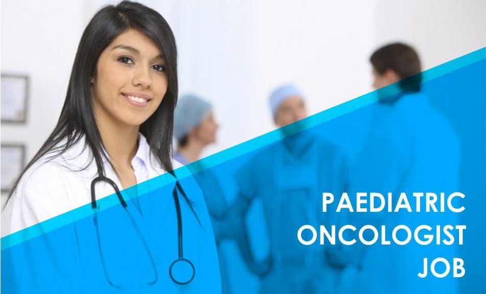 paediatric oncology jobs