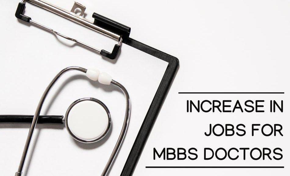 Jobs for MBBS Doctors