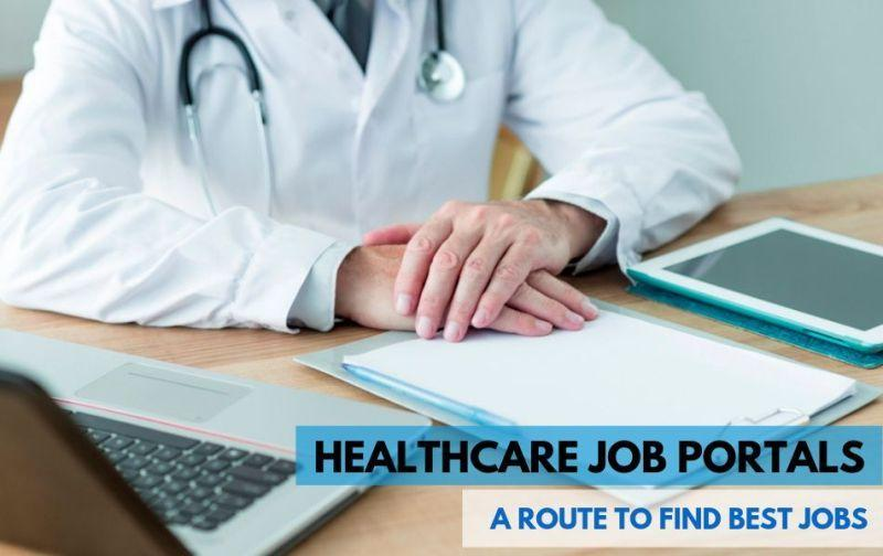 Healthcare Job Portals